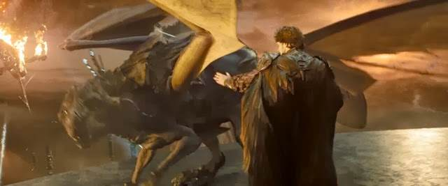 dragão em homen deçao, badwolf13